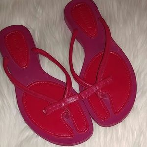 Cole Haan Red Sandals 5.5B